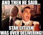 SC Delivers..